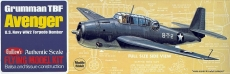 Grumman TBF Avenger (419mm)