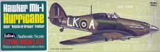 Hawker Hurricane (419mm)