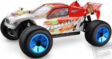 HiMOTO Truggy XR-1 1:10 elektro RTR set 2,4GHz červená - Bez Tx