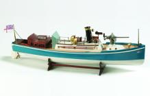 HMS Renown parní pinasa 1:35