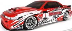 HPI E10 Drift RTR (Nissan S-13 Discount Tire)