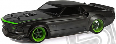 RC auto HPI Nitro RS4 3 EVO  RTR (Ford Mustang)