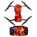 DJI Mavic Air polep Hot Rod