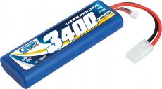 HYPER HARDCASE 30C LiPo Power Pack 3400 - 7,4V EHR