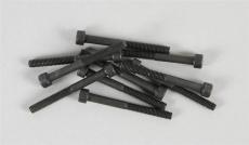 Imbusový šroub s válcovou hlavou M4x40mm, 2ks.