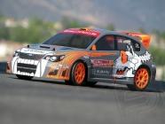 Karoserie čirá Subaru WRX STI Bucky Lasek (WR8)