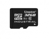 Kingston microSDHC 32GB UHS-I (90R/45W) Industrial Temp Card