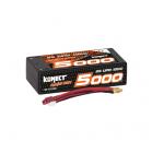 KONECT LiPo 5000mah 7.4V 100C 2S2P SHORTY 37,0Wh