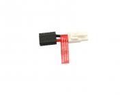 Konverzní kabel Traxxas samice -> Molex samec