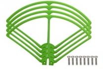 Syma X8C-04G kryty rotorových listů, zelená