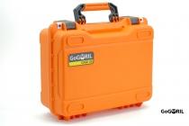 Set profi kufr + výstelka pro DJI Mavic Pro, oranžová