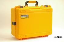 Set profi kufr G36 + výstelka pro DJI Phantom 4, žlutá