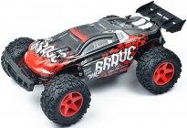 RC auto Pioneer Brave, černočervená