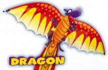 Létající drak DRAGON