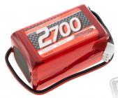 LiPo RX-Pack 2/3A pyramida 2700mAh - RX-7.4V