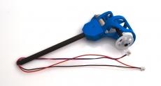 LRP Gravit - nahradní motor včetně držáku (pravotočivý)