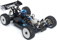 LRP S8 NXR Nitro Competition Buggy - stavebnice