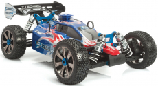 RC auto LRP S8 Rebel BX