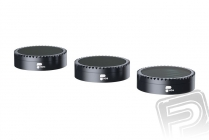 MAVIC AIR - sada filtrů standard ND4, ND8, ND16