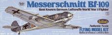 Messerschmitt Bf-109 (419mm)