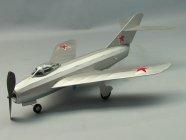 MIG-17 457 mm laser. vyřezávaný