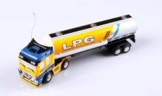 Mini Kamión, žlutá cisterna