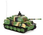 RC Tank German Tiger 1:72