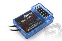 MINIMA 6T 2.4GHz přijímač AFHSS 6 kanálů bez telemetrie