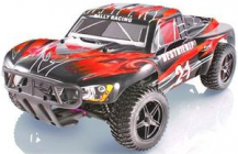 RC auto HSP Rally Monster - Desert SC