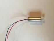 Motor pro Sky Watcher 9115 a 9105, červenomodrý kabel