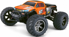 MT-12 NEO elektro Offroad Monster truck - 2.4GHz RTR - oranžový