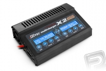 Nabíječ MultiCharger X2 400