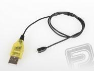 Nabíječ USB kabel - NANOCOPTER, TRACER