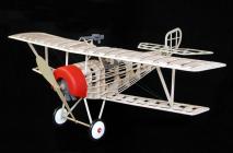 Nieuport 11 laser. vyřezávaný 610mm