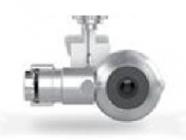 EHANG Sférická kamera, stříbrná barva
