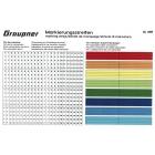 Označovací proužky (barevné i číselné)