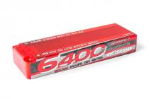 P5-HV TC LCG Stock Spec GRAPHENE-2 6400mAh Hardcase Battery - 7.6V LiPo - 120C/60C