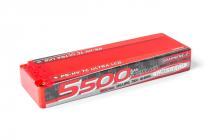 P5-HV TC Ultra LCG GRAPHENE-2 5500mAh Hardcase Battery - 7.6V LiPo - 120C/60C