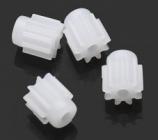 Pastorky pro motory typu X5C, plastové