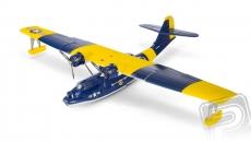 PBY Catalina 1470mm - modrá EPP ARF