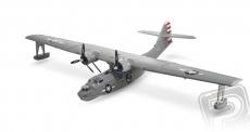 PBY Catalina 1470mm - šedá EPP ARF