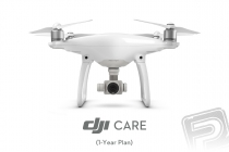 Phantom 4 DJI CARE (1 rok)