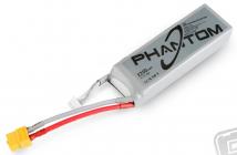 Phantom LiPo 2200mAh, 20C, 11,1V akumulátor