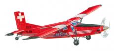 Pilatus PC6 TurboPorter laser. vyřezávaný 662mm