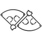 Přední ochranné oblouky Vista/Ominus