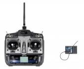 RC souprava 2.4 Ghz 6ch FHSS