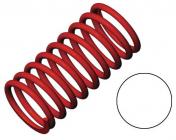 Pružina tlumiče GTR tuhost 2.9N/mm bílá (2)