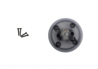 Q500 4K - LED zadní spodní červená, krytka