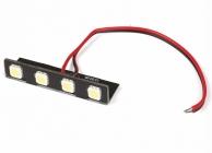 RACE COPTER ALPHA 250Q - přední bílé LED (PCB)