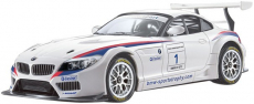 RC auto BMW Z4 GT3, bílá